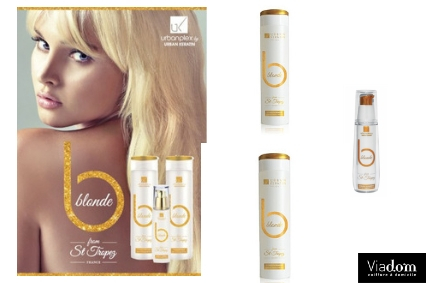 gamme cheveux blonds