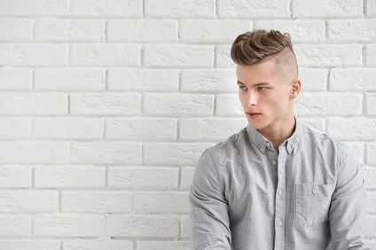 Coupe cheveux french crop homme 2020 | Viadom